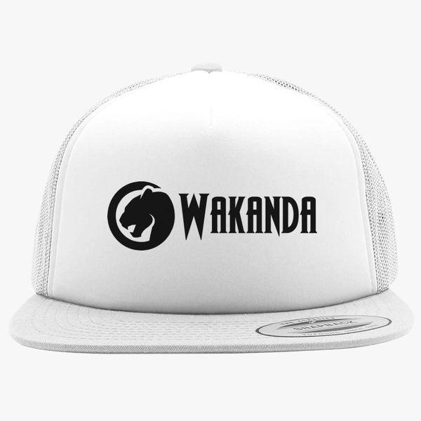 Wakanda Forever Foam Trucker Hat +more f98f5279504