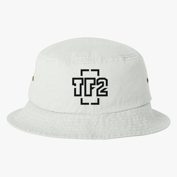 Rammstein Team Fortress 2 Logo Bucket Hat ... 3b91169e6b2