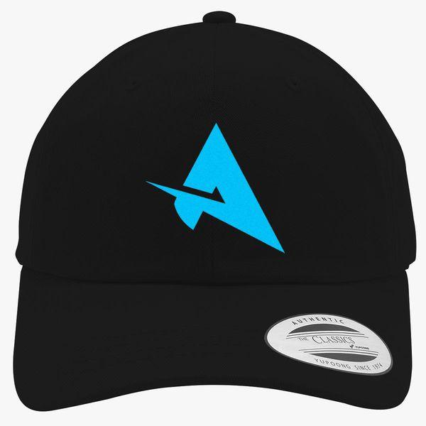 cdcb1d5e Ali-a logo Cotton Twill Hat (Embroidered)   Customon.com