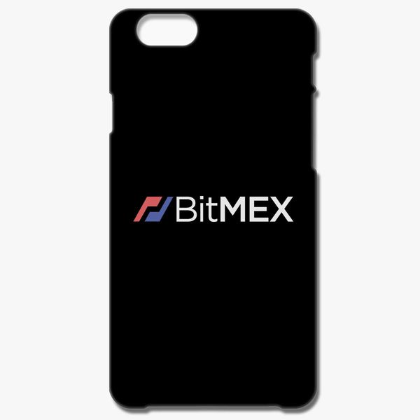 2a8db2a54e18b BitMex Logo iPhone 6 6S Case