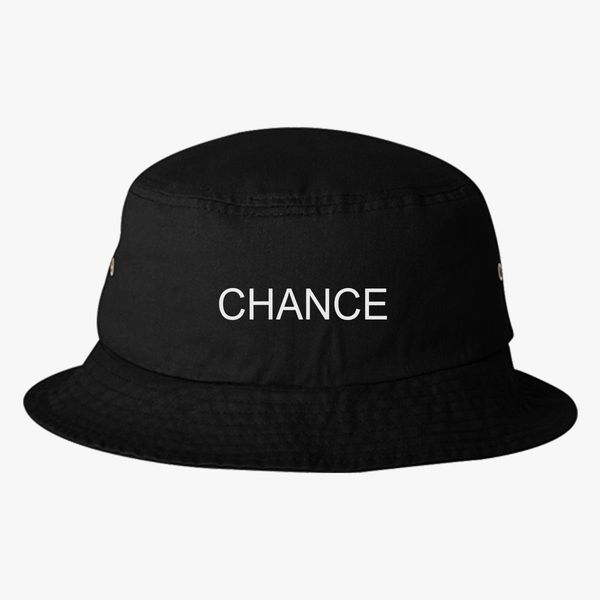 b64955f960d Chance The Rapper Bucket Hat - Embroidery ...