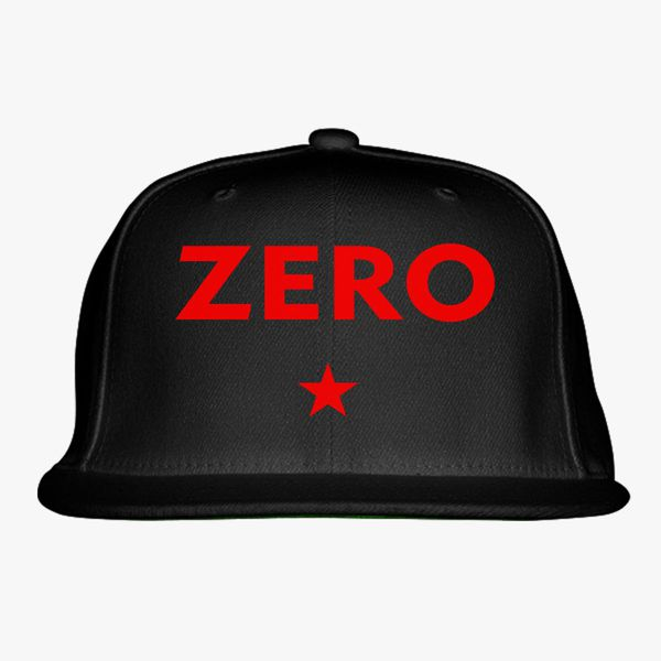 96cac0f5d9b The Smashing Pumpkins Zero Logo Snapback Hat ...