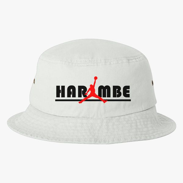 f38ca6b71b5 ... discount code for jordan harambe bucket hat 6aedd 9b2fb