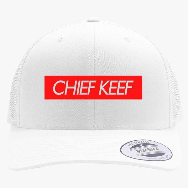 Chief Keef Retro Trucker Hat ... acc67840c60