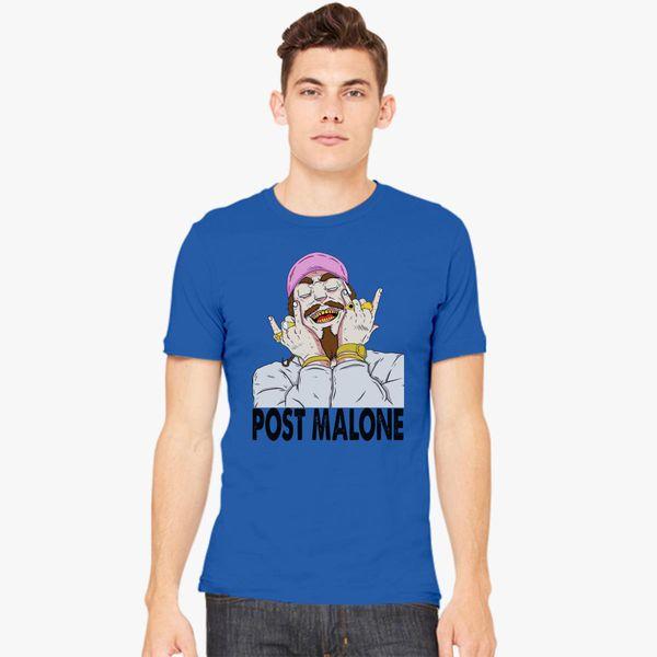 post malone Men s T-shirt ... b4b7860b2