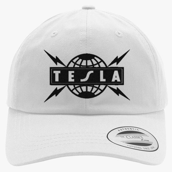 Tesla Cotton Twill Hat (Embroidered)  a16e286fd36c