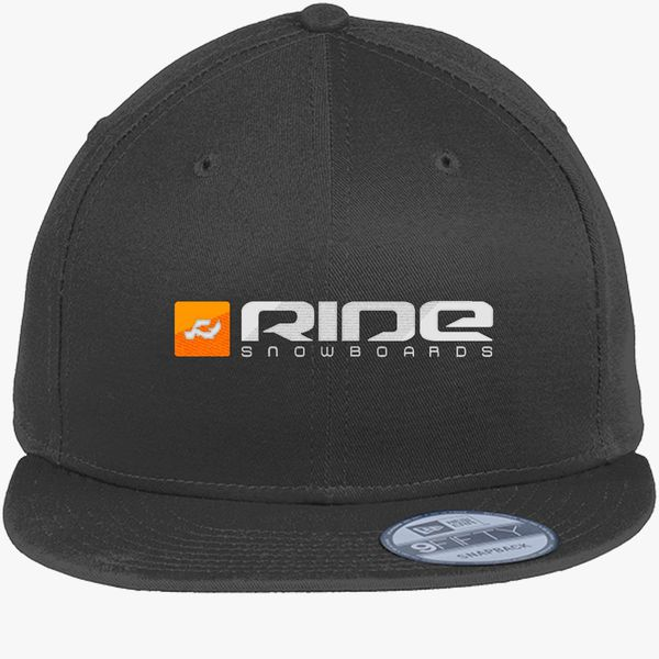 Ride Snowboards New Era Snapback Cap - Embroidery +more 8bf1ff74db2