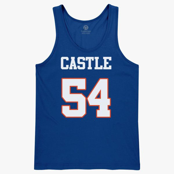 Blue Mountain State Thad Castle B 1950 Men s Tank Top  2d41fb708b05