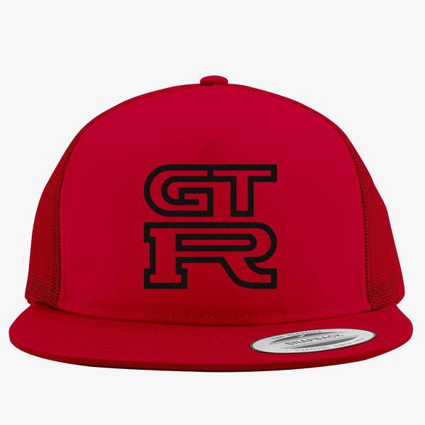 ca4f50bfd51 Nissan Gtr Trucker Hat - Embroidery ...