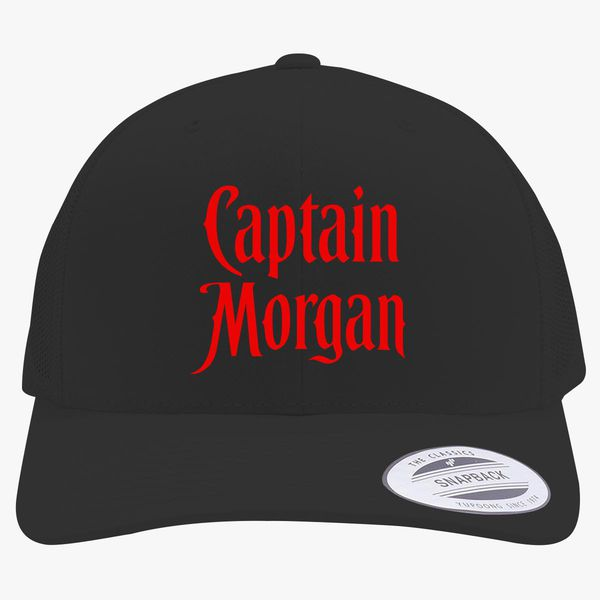 8c38b9507e20c Captain Morgan Retro Trucker Hat Change style