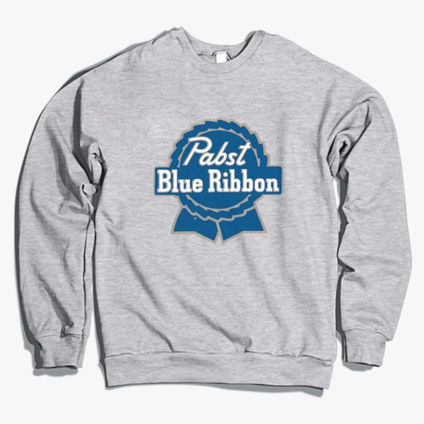 Pabst Blue Ribbon Crewneck Sweatshirt Customoncom