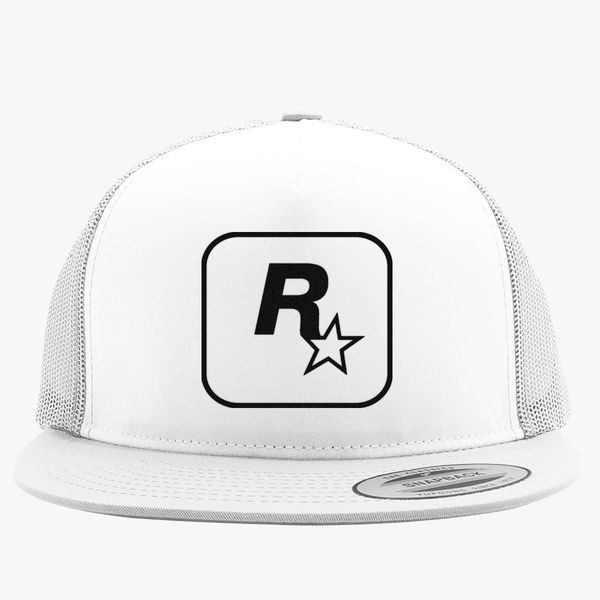 Rockstar Games Trucker Hat - Embroidery +more ca897464ec2