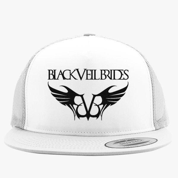 black veil brides Trucker Hat - Embroidery +more bd1b9b8646e2