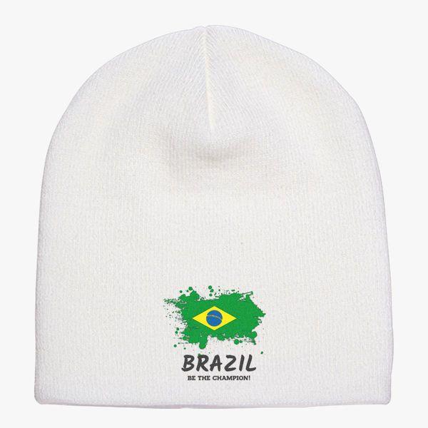 Fifa World Cup 2018 Brazil Knit Beanie ... a5416f73cf3
