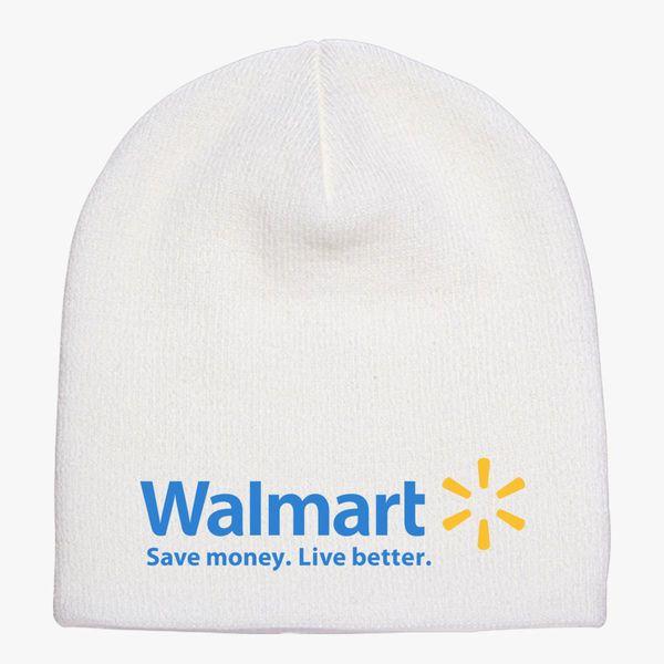 fa1f371ba47 Walmart Logo Knit Beanie