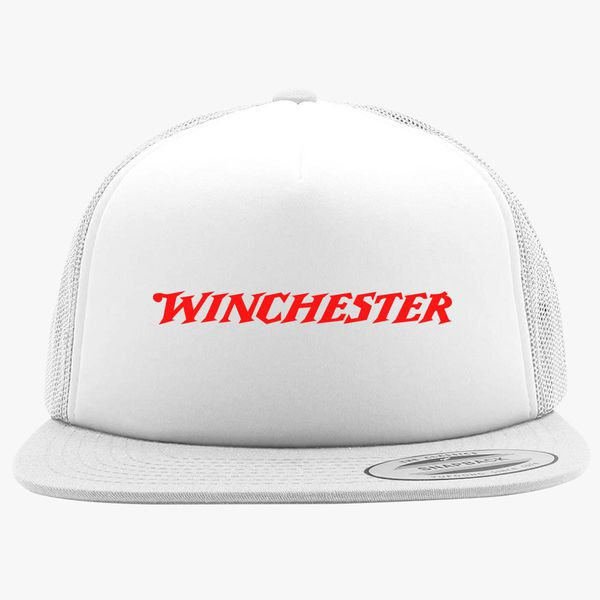 28776833d Winchester Repeating Arms Foam Trucker Hat