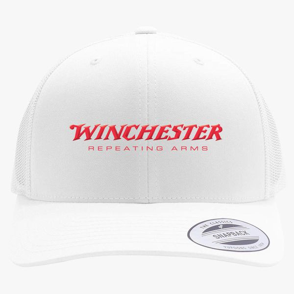 06ba0bf22 Winchester Repeating Arms Retro Trucker Hat