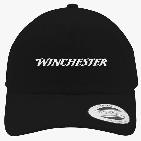 Winchester Repeating Arms Cotton Twill Hat ... 76e26c85bb08