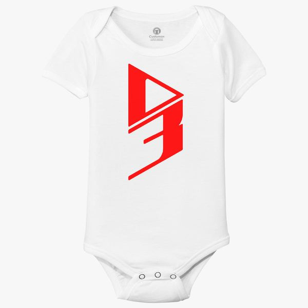 check out eb18d 81966 Dwyane Wade 3 Baby Onesies
