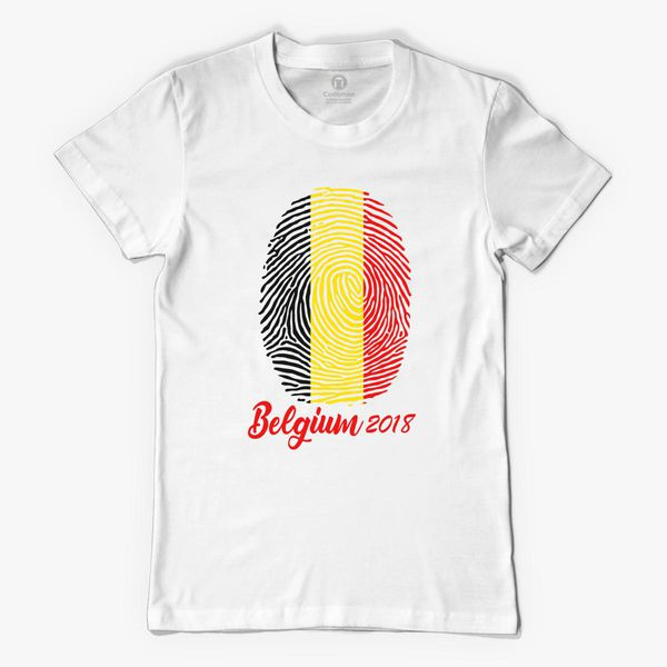 WORLD CUP - BELGIUM 2018 Women s T-shirt ... 48e77c1ae