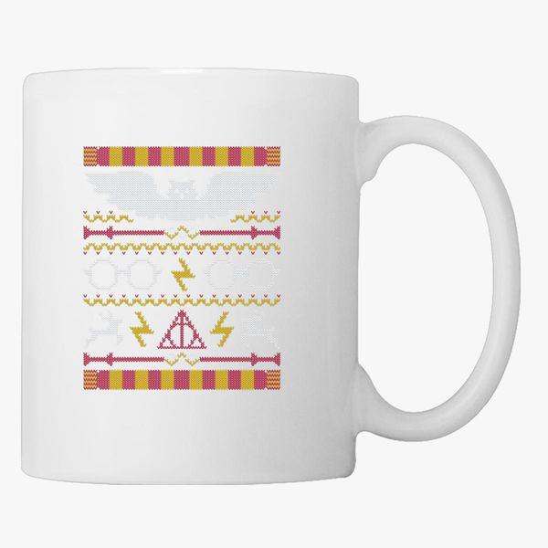 Harry Potter Symbols Coffee Mug Customon