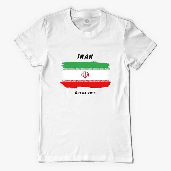 Iran world cup 2018 Women s T-shirt ... e3d956002