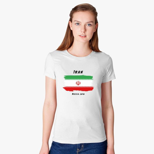 Iran world cup 2018 Women s T-shirt +more ccba27e72