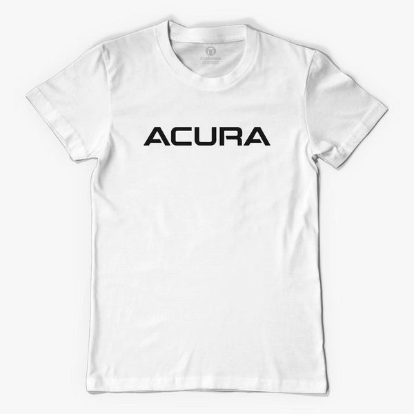 Acura Logo Mens Tshirt Customoncom - Acura shirt