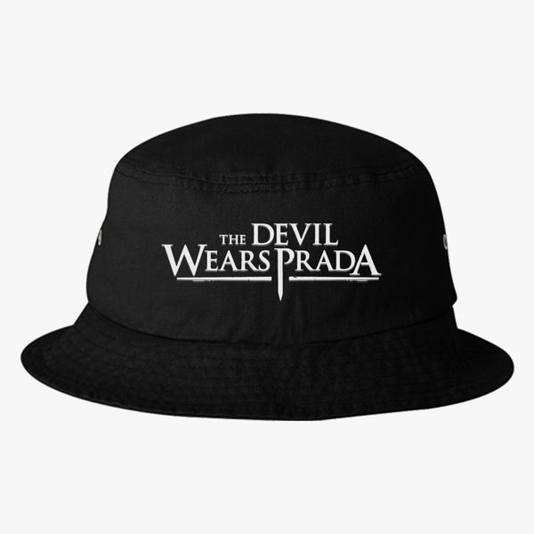 The Devil Wears Prada Logo Bucket Hat ... c1d69314d1a
