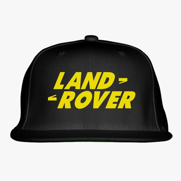 f5b4bfa0897 Land Rover Snapback Hat +more