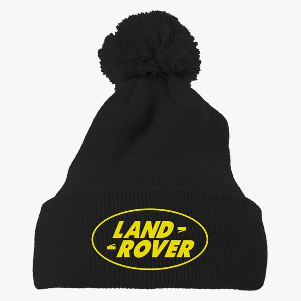 160fded6c13 Land Rover Knit Pom Cap ...