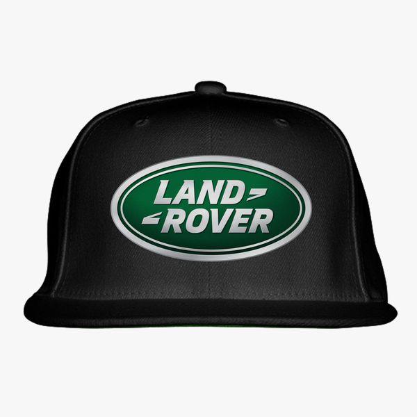 Land Rover Logo Cap: Land Rover Snapback Hat