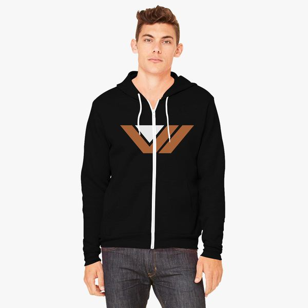 bcc5229d64c Destiny Vanguard Unisex Zip-Up Hoodie