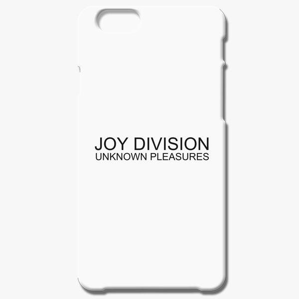 8af303203a Joy Division Unknown Pleasures iPhone 6/6S Plus Case | Customon.com