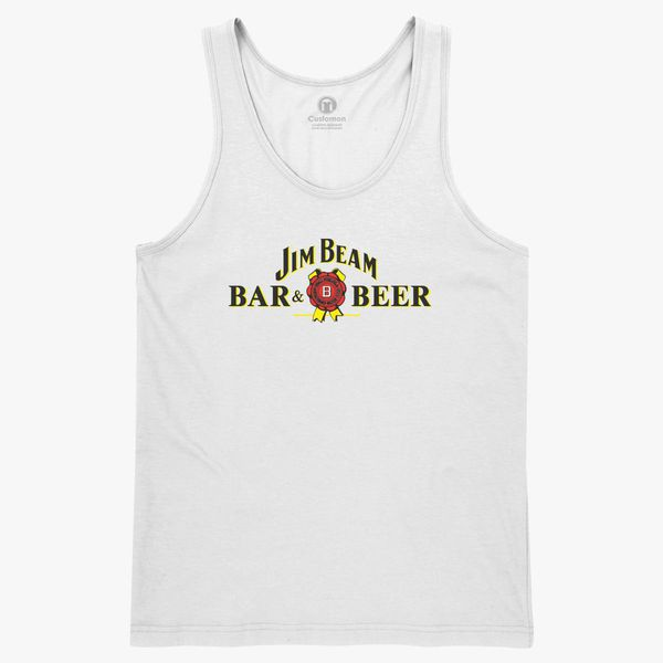 30d3f406f78b1b Jim Beam Bar Beer Men S Tank Top Customon. Jim Beam Devils Cut ...