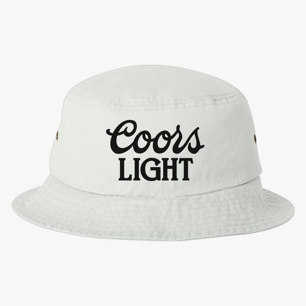Coors Light Beer Bucket Hat +more 90946299e41