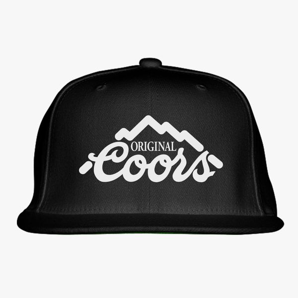Coors Light Beer Snapback Hat  f9e32e77d0e