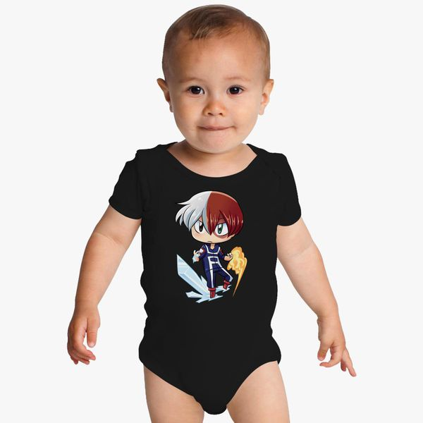 Chibi Todoroki Shto Baby Onesies Customoncom