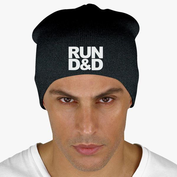 Run Dungeons and Dragons Knit Beanie ... 85e82c6b78f