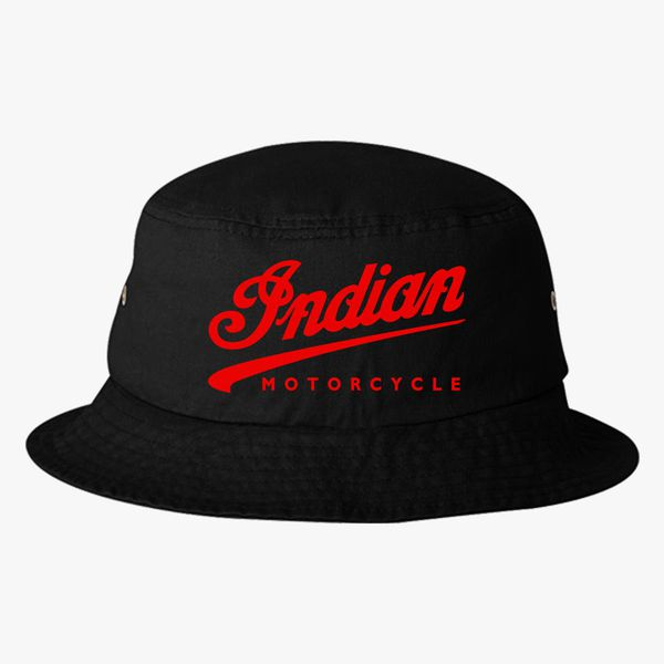 Indian Motorcycle Bucket Hat ... 1ee06e8353b