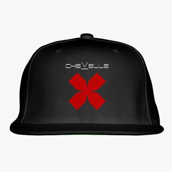 Chevelle American Alternative Metal Band Snapback Hat  6c9cd21d4c5
