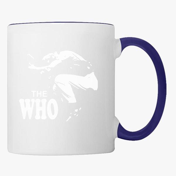 The Who Coffee Mug