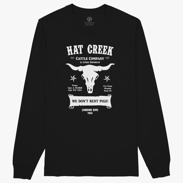 6ca4fb6068d ... hat creek cattle company lonesome dove long sleeve t shirt ...