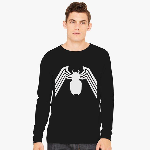 4abd27498e26 ... Spider Man Long Sleeve T shirt Customon com Venom Spider Man Long  Sleeve T shirt Source · VANS x Marvel Spider Man Mens T Shirt GRAY 324379115  Tillys