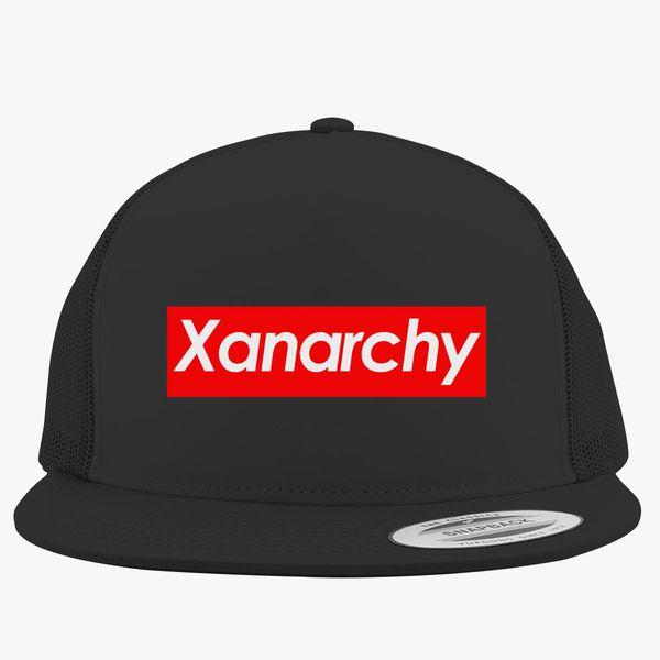 Xanarchy Supreme Trucker Hat +more 15038a4b358