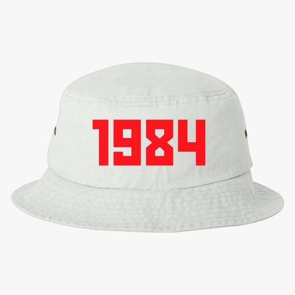 Gosha - S S16 1984 Bucket Hat (Embroidered)  8bc99cbb701