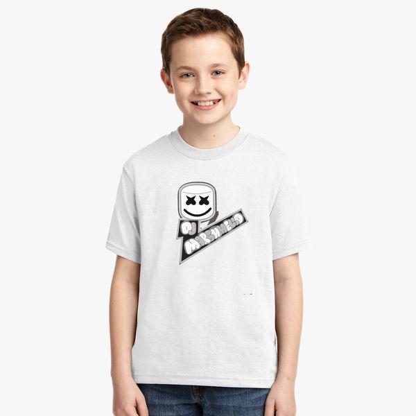 dj marshmello youth t shirt customon com