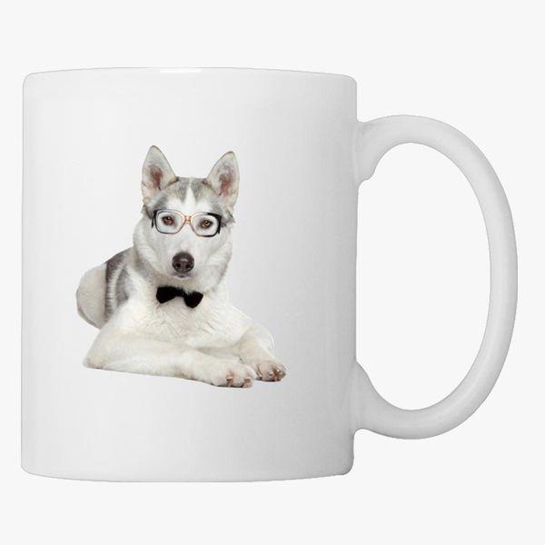 Mr Siberian Husky Coffee Mug