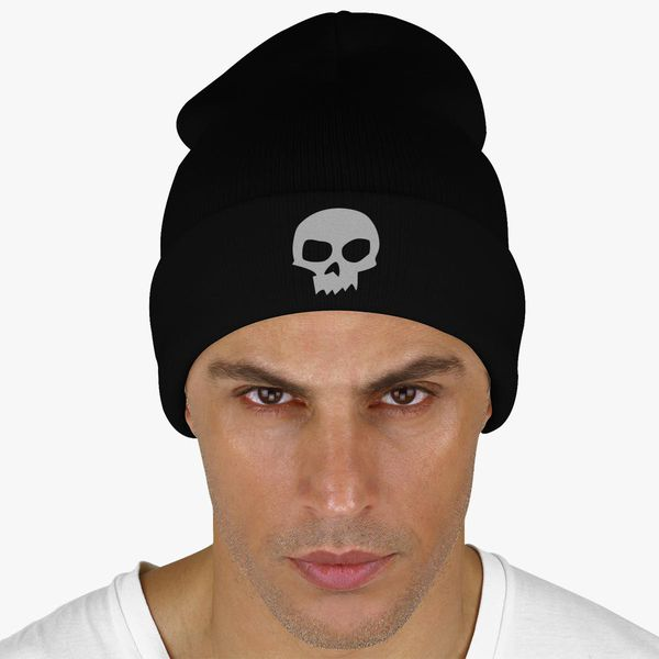 Toy Story Sid S Skull Knit Cap Embroidered Customon Com