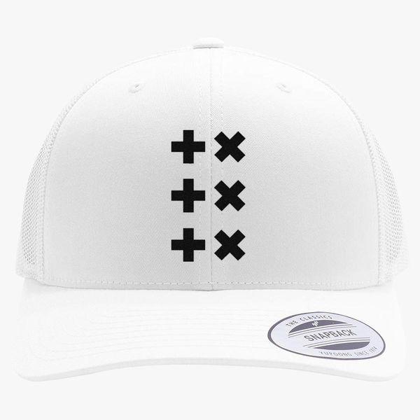 martin garrix 2 Retro Trucker Hat - Embroidery +more 80eed47cd6f9